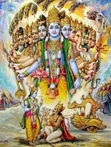 Sri Krishna About Acharya